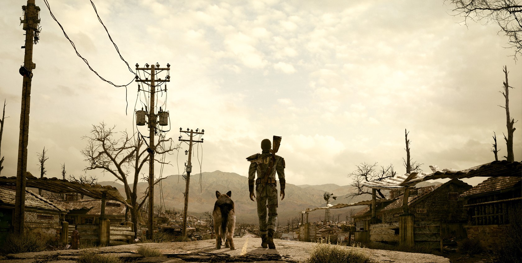 Old vs New Fallout Games – Guiding the Player
